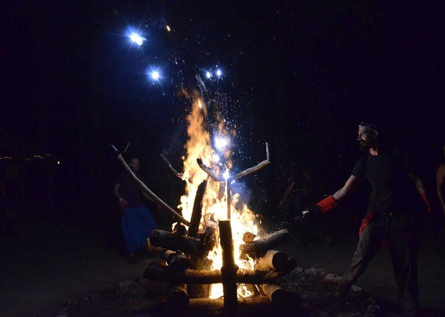 Firetending - WES